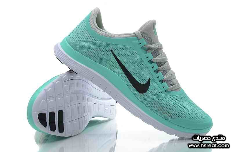 Nike Running Shoes Mint