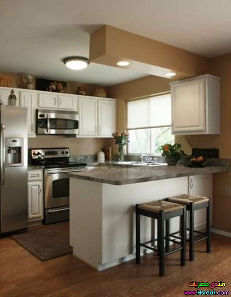 - Kitchen design small space gallery ...