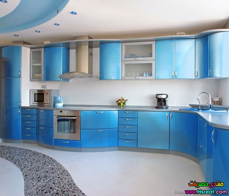 kitchen-cabinets-modern-two-tone-246a-s33835468x2-blue-stainless-steel-glass-doors-curved.jpg