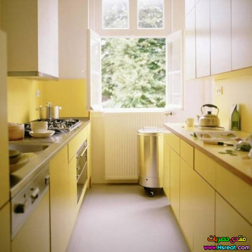 White-And-Yellow-Wall-Color-Ideas-For-Small-Kitchen-Galley-Design.jpg